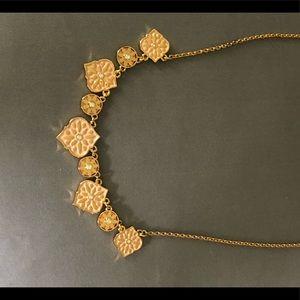 Kate Spade Rose Gold Moroccan Adjustable Necklace
